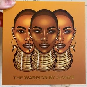 The Warrior Palette by Juvia's Place